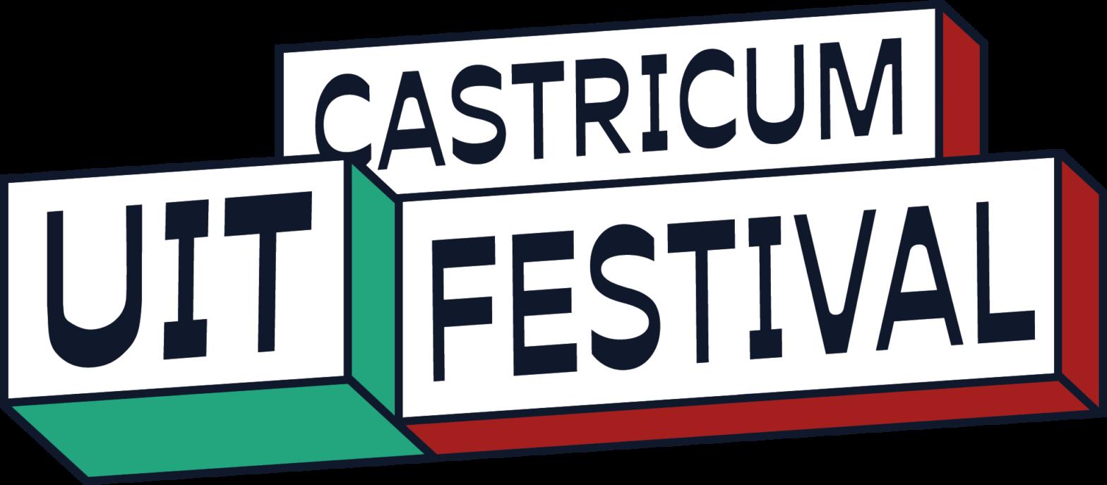 Logo, Castricum Uit Festival